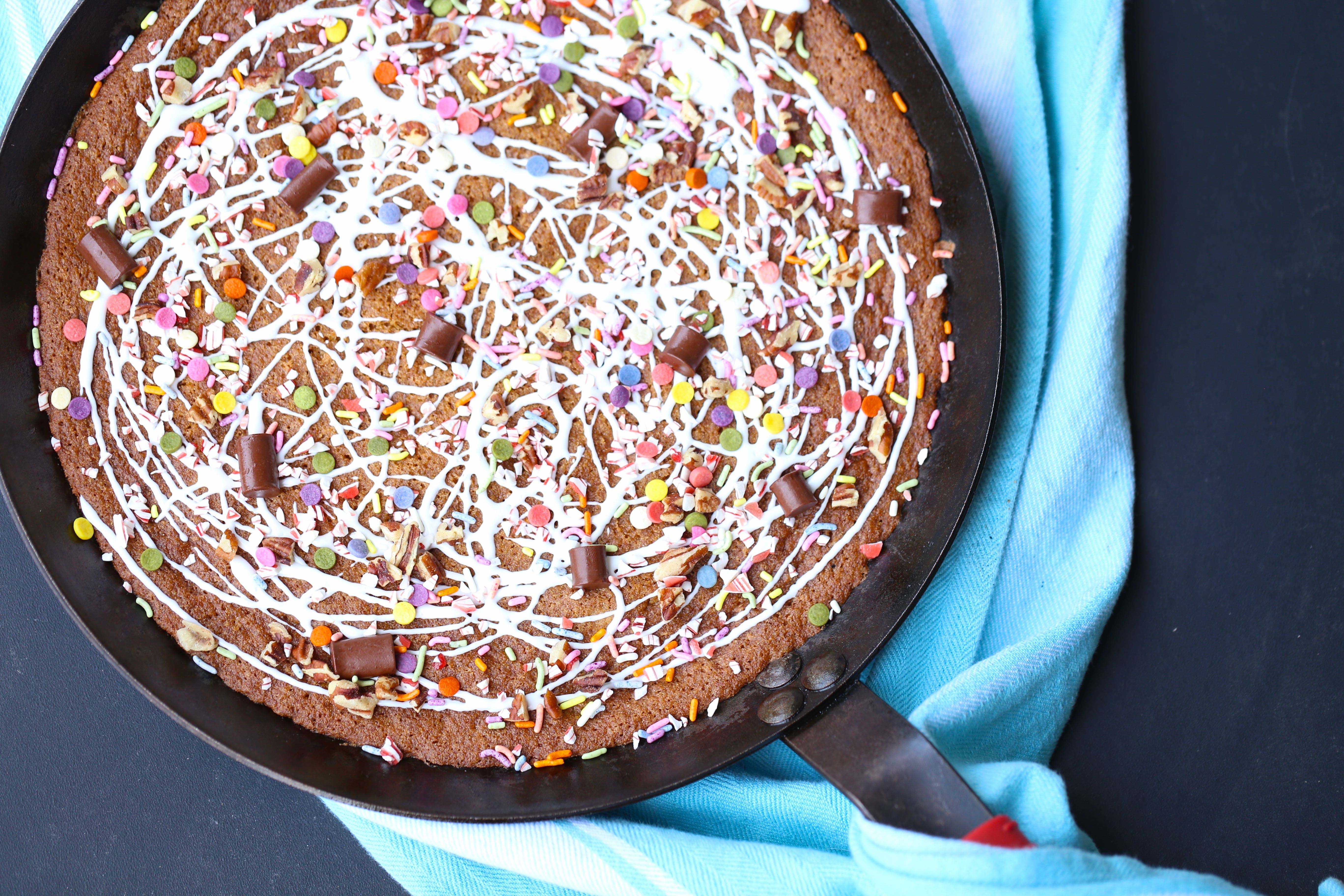 GRAIN FREE LOADED HOLIDAY COOKIE CAKE 2