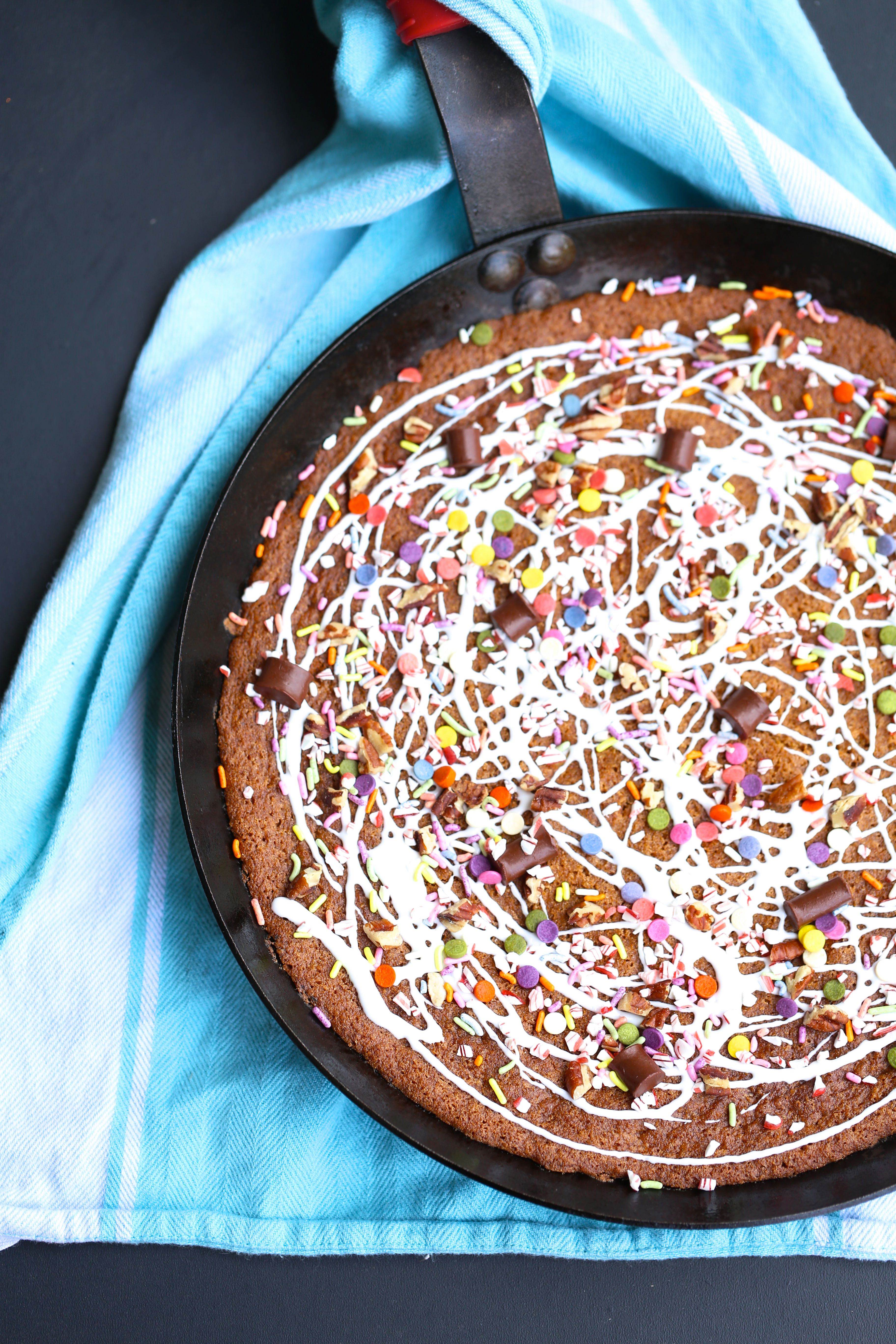 GRAIN FREE LOADED HOLIDAY COOKIE CAKE 3