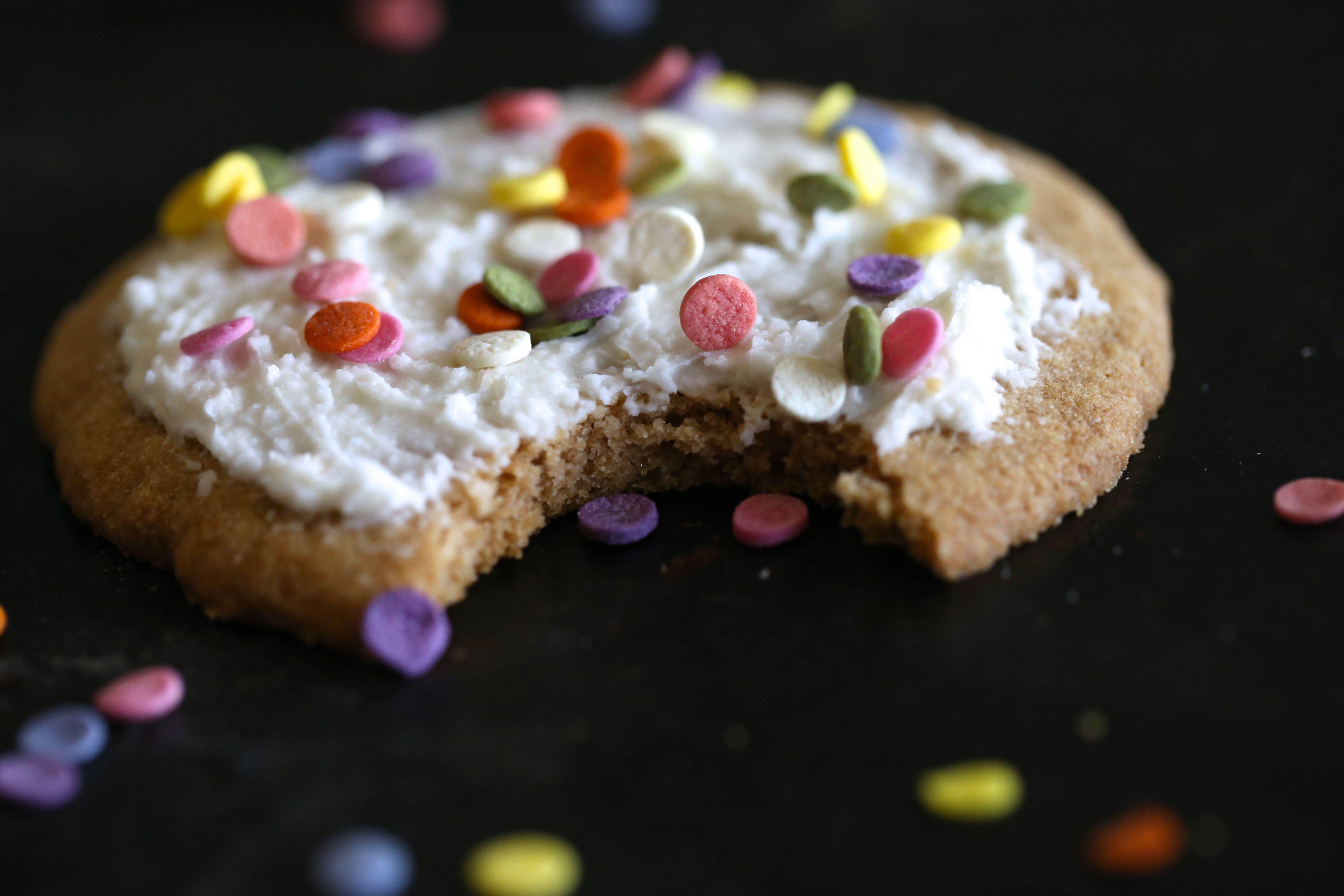 Best Paleo Sugar Cookies