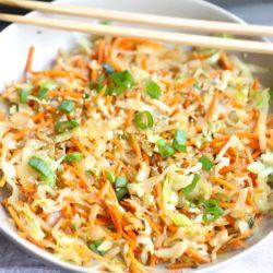 Short Cut Sides: Vegan Asian Stir Fry