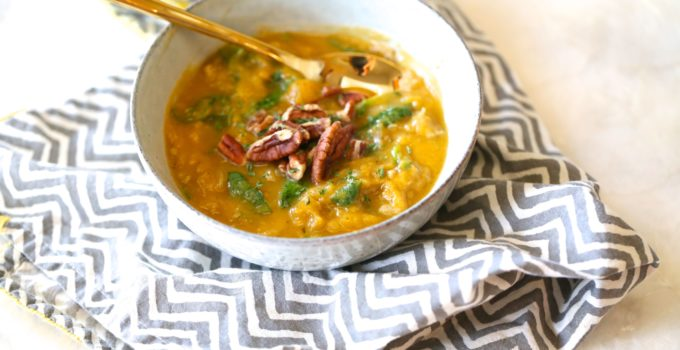 Instant Pot Hearty Fall Harvest Soup