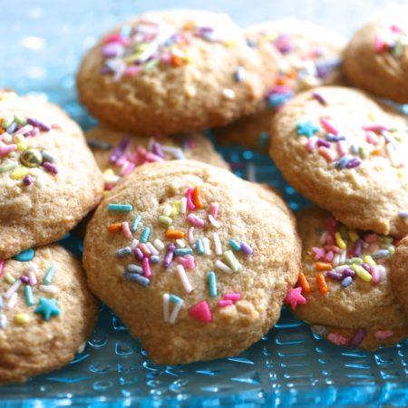 Egg Free Paleo Sugar Cookies