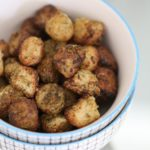 Air Fryer Ranch Gnocchi