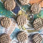 Egg Free Vegan Sunbutter Cookies