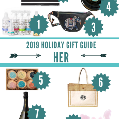 Healthy Home Gift Guide 2019