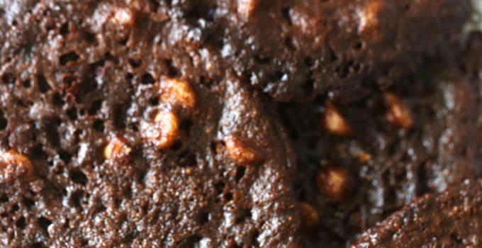 Paleo Peppermint Mocha Cookies