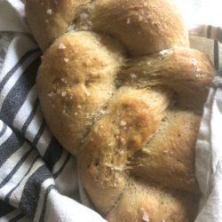 Grain Free Braided Challah