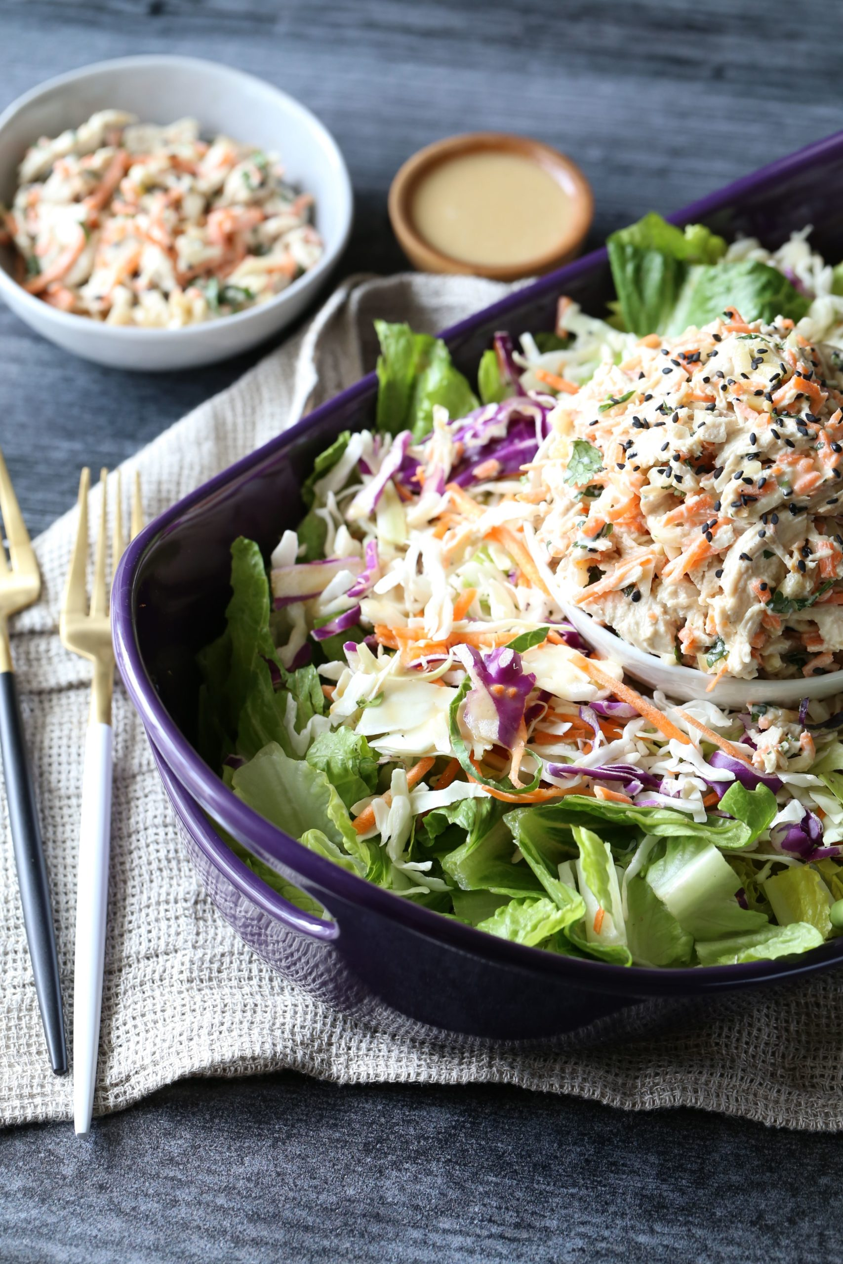 Instant Pot Asian Chicken Salad