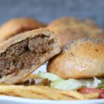 Paleo Loaded Burger Stuffed Buns