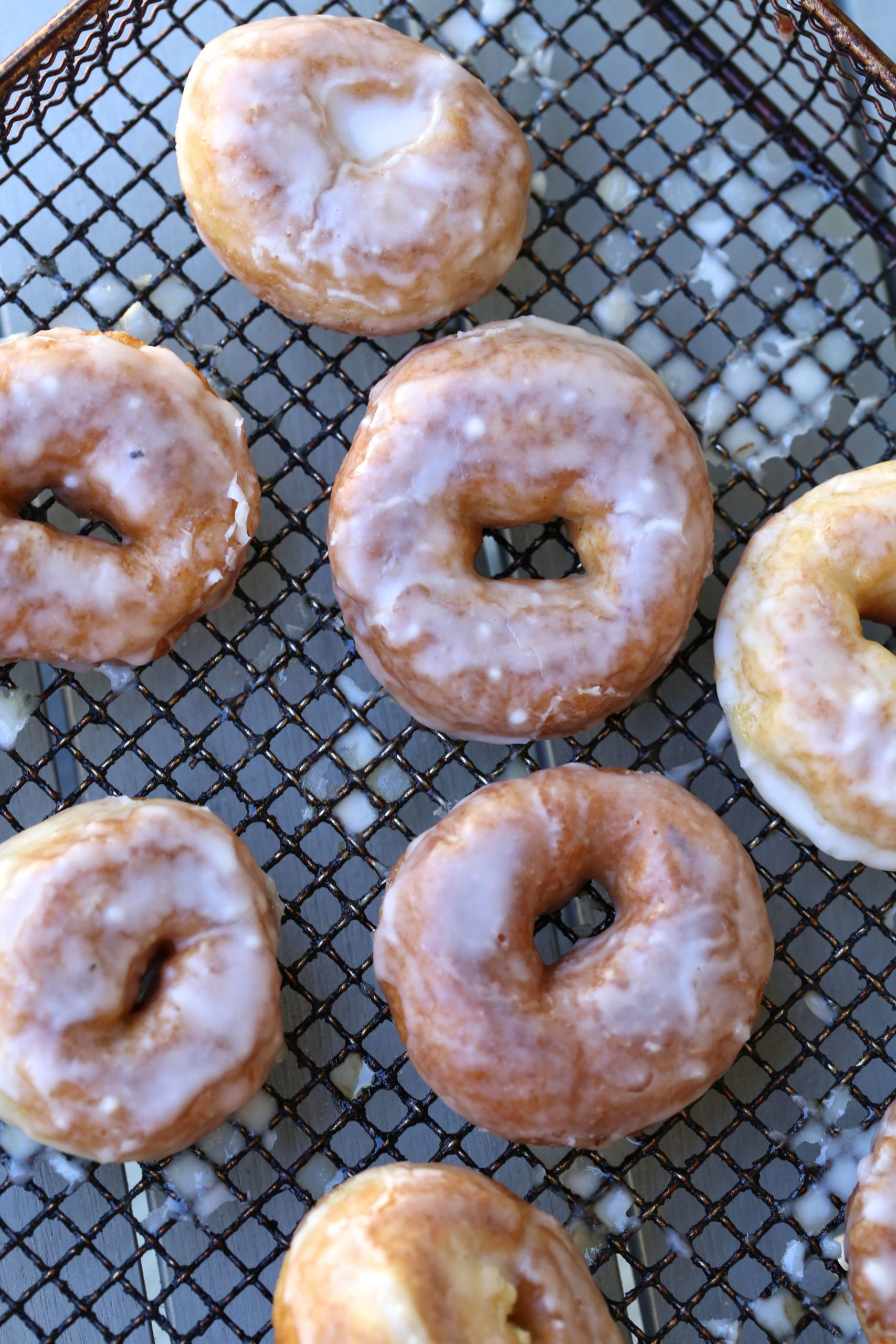 Best Fried Grain Free Donuts