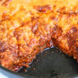Grain Free Deep Dish Pizza