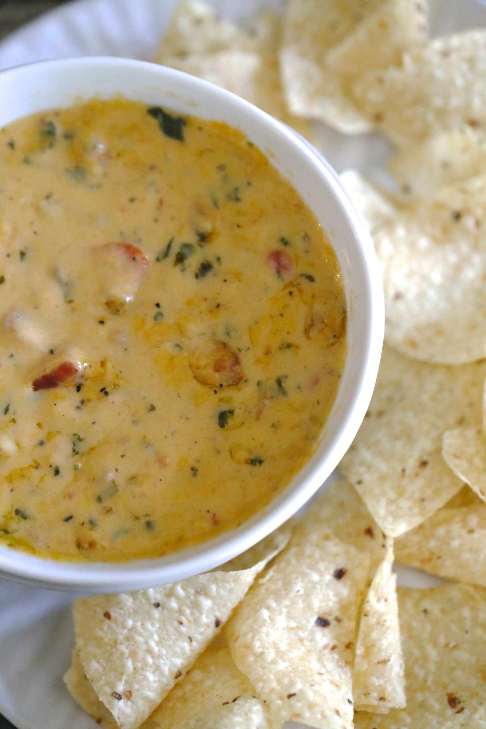 10 Minute Chile Con Queso