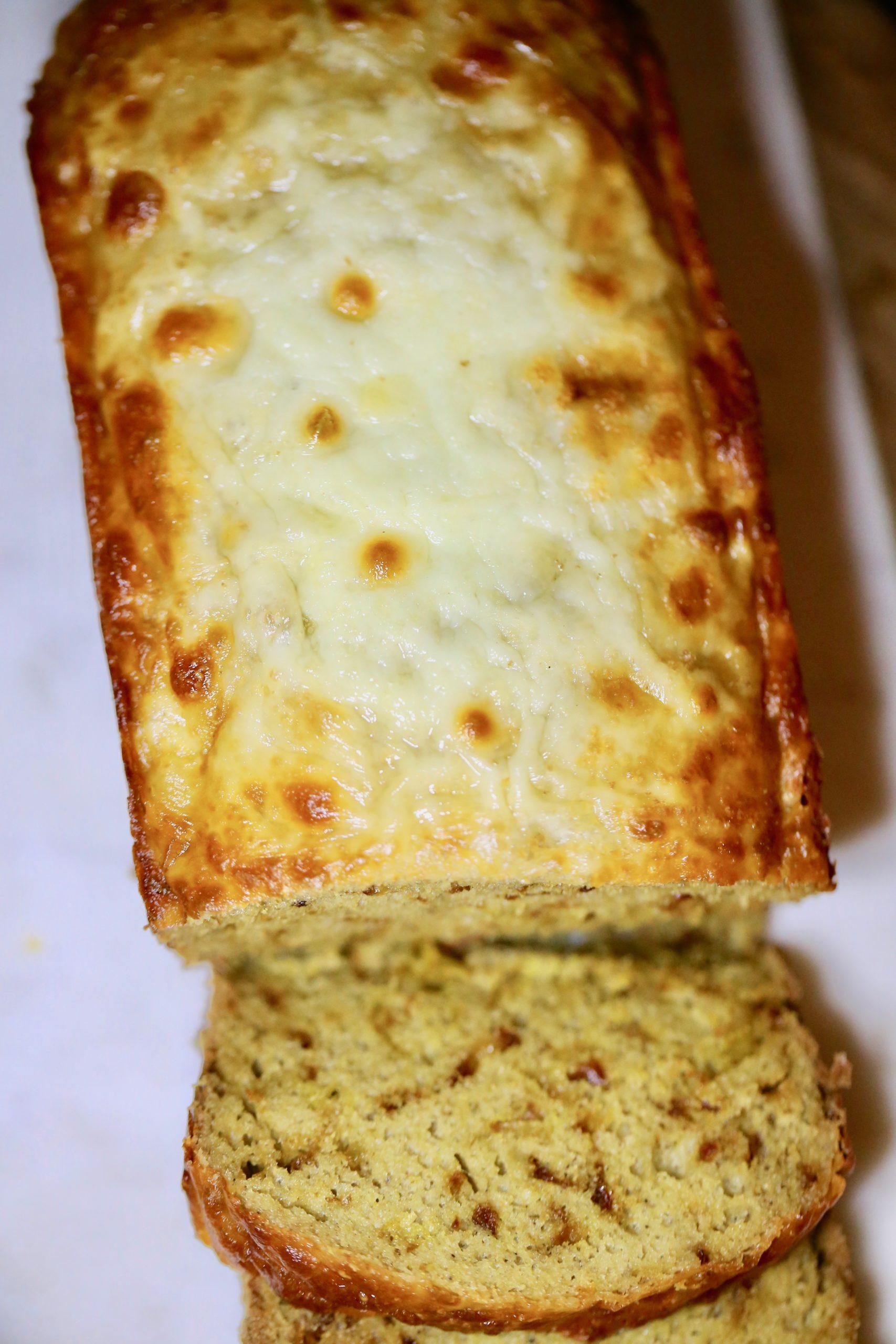 Grain Free French Onion Bread