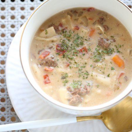 Instant Pot Food Group Soup