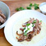 Best 5 Minute Beef Fajitas