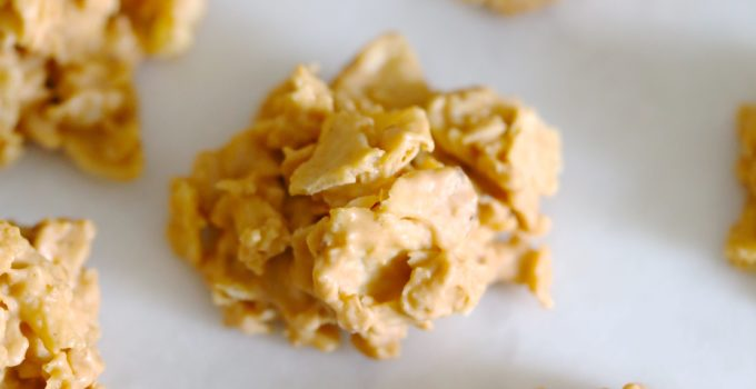 Gluten Free Potato Chip Haystacks