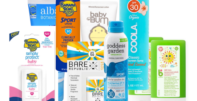 8 Clean Reef-Safe Sunscreens From The Drugstore
